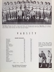 Page 183, 1961 Edition, Camelback High School - Shield Yearbook (Phoenix, AZ) online yearbook collection