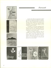 Page 6, 1964 Edition, Camelback High School - Shield Yearbook (Phoenix, AZ) online yearbook collection