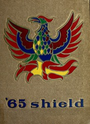 1965 Edition, Camelback High School - Shield Yearbook (Phoenix, AZ)