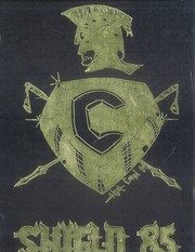 1985 Edition, Camelback High School - Shield Yearbook (Phoenix, AZ)