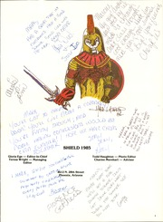 Page 5, 1985 Edition, Camelback High School - Shield Yearbook (Phoenix, AZ) online yearbook collection