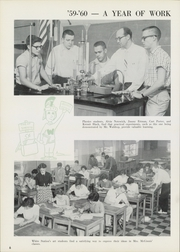Page 10, 1960 Edition, White Station High School - Shield Yearbook (Memphis, TN) online yearbook collection