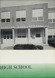 Page 15, 1960 Edition, White Station High School - Shield Yearbook (Memphis, TN) online yearbook collection