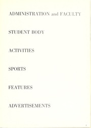 Page 11, 1961 Edition, White Station High School - Shield Yearbook (Memphis, TN) online yearbook collection