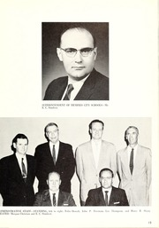 Page 17, 1961 Edition, White Station High School - Shield Yearbook (Memphis, TN) online yearbook collection