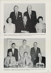 Page 17, 1962 Edition, White Station High School - Shield Yearbook (Memphis, TN) online yearbook collection