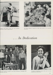 Page 9, 1962 Edition, White Station High School - Shield Yearbook (Memphis, TN) online yearbook collection