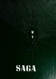 1961 Edition, West Vigo High School - Saga Yearbook (West Terre Haute, IN)