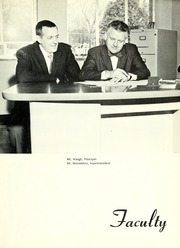 Page 11, 1961 Edition, West Vigo High School - Saga Yearbook (West Terre Haute, IN) online yearbook collection
