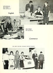Page 13, 1961 Edition, West Vigo High School - Saga Yearbook (West Terre Haute, IN) online yearbook collection