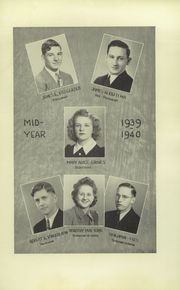 Page 11, 1940 Edition, Muskegon High School - Said and Done Yearbook (Muskegon, MI) online yearbook collection