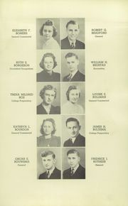 Page 13, 1940 Edition, Muskegon High School - Said and Done Yearbook (Muskegon, MI) online yearbook collection