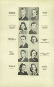 Page 14, 1940 Edition, Muskegon High School - Said and Done Yearbook (Muskegon, MI) online yearbook collection