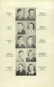 Page 15, 1940 Edition, Muskegon High School - Said and Done Yearbook (Muskegon, MI) online yearbook collection
