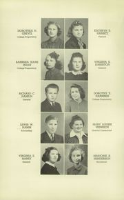 Page 16, 1940 Edition, Muskegon High School - Said and Done Yearbook (Muskegon, MI) online yearbook collection