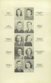 Page 17, 1940 Edition, Muskegon High School - Said and Done Yearbook (Muskegon, MI) online yearbook collection