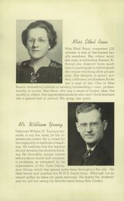 Page 8, 1940 Edition, Muskegon High School - Said and Done Yearbook (Muskegon, MI) online yearbook collection