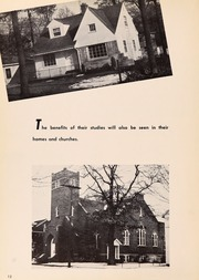 Page 14, 1952 Edition, Muskegon High School - Said and Done Yearbook (Muskegon, MI) online yearbook collection