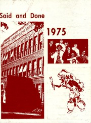 Muskegon High School - Said and Done Yearbook (Muskegon, MI) online yearbook collection, 1975 Edition, Page 1