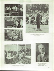 Page 13, 1975 Edition, Muskegon High School - Said and Done Yearbook (Muskegon, MI) online yearbook collection