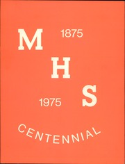 Page 3, 1975 Edition, Muskegon High School - Said and Done Yearbook (Muskegon, MI) online yearbook collection