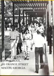 Page 5, 1974 Edition, Mount de Sales Academy - Salesian Yearbook (Macon, GA) online yearbook collection