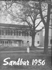 Page 1, 1956 Edition, Knox High School - Sandbur Yearbook (Knox, IN) online yearbook collection