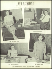 Page 10, 1956 Edition, Knox High School - Sandbur Yearbook (Knox, IN) online yearbook collection