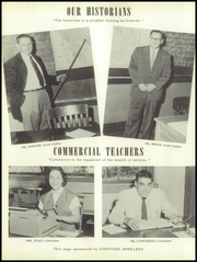 Page 12, 1956 Edition, Knox High School - Sandbur Yearbook (Knox, IN) online yearbook collection