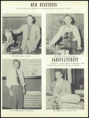 Page 13, 1956 Edition, Knox High School - Sandbur Yearbook (Knox, IN) online yearbook collection
