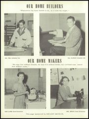 Page 14, 1956 Edition, Knox High School - Sandbur Yearbook (Knox, IN) online yearbook collection