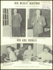 Page 16, 1956 Edition, Knox High School - Sandbur Yearbook (Knox, IN) online yearbook collection