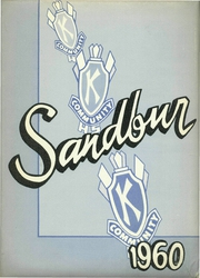 Page 1, 1960 Edition, Knox High School - Sandbur Yearbook (Knox, IN) online yearbook collection