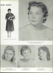 Page 13, 1960 Edition, Knox High School - Sandbur Yearbook (Knox, IN) online yearbook collection