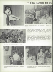 Page 8, 1960 Edition, Knox High School - Sandbur Yearbook (Knox, IN) online yearbook collection