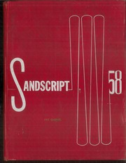 1958 Edition, William A Wirt High School - Sandscript Yearbook (Gary, IN)