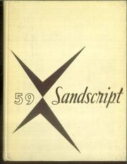 1959 Edition, William A Wirt High School - Sandscript Yearbook (Gary, IN)