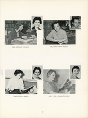 Page 11, 1959 Edition, William A Wirt High School - Sandscript Yearbook (Gary, IN) online yearbook collection