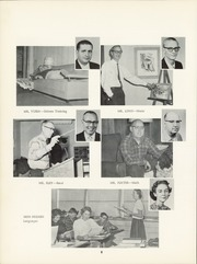 Page 12, 1959 Edition, William A Wirt High School - Sandscript Yearbook (Gary, IN) online yearbook collection
