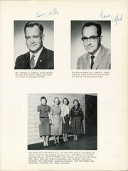 Page 7, 1959 Edition, William A Wirt High School - Sandscript Yearbook (Gary, IN) online yearbook collection