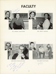 Page 8, 1959 Edition, William A Wirt High School - Sandscript Yearbook (Gary, IN) online yearbook collection