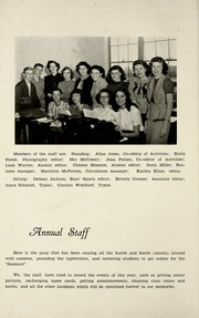 Page 10, 1949 Edition, Jackson Township School - Saxmuri Yearbook (Roanoke, IN) online yearbook collection