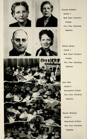 Page 16, 1949 Edition, Jackson Township School - Saxmuri Yearbook (Roanoke, IN) online yearbook collection