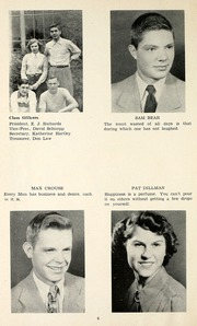 Page 10, 1952 Edition, Jackson Township School - Saxmuri Yearbook (Roanoke, IN) online yearbook collection