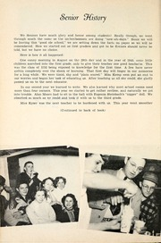 Page 16, 1952 Edition, Jackson Township School - Saxmuri Yearbook (Roanoke, IN) online yearbook collection