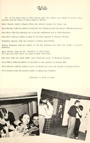 Page 17, 1952 Edition, Jackson Township School - Saxmuri Yearbook (Roanoke, IN) online yearbook collection