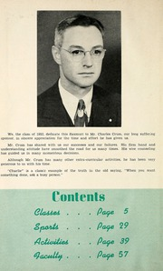 Page 8, 1952 Edition, Jackson Township School - Saxmuri Yearbook (Roanoke, IN) online yearbook collection