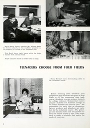Page 12, 1959 Edition, Jackson Township School - Saxmuri Yearbook (Roanoke, IN) online yearbook collection