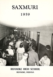 Page 5, 1959 Edition, Jackson Township School - Saxmuri Yearbook (Roanoke, IN) online yearbook collection