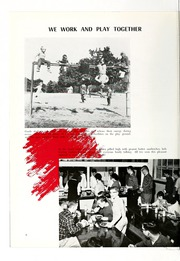 Page 10, 1961 Edition, Jackson Township School - Saxmuri Yearbook (Roanoke, IN) online yearbook collection